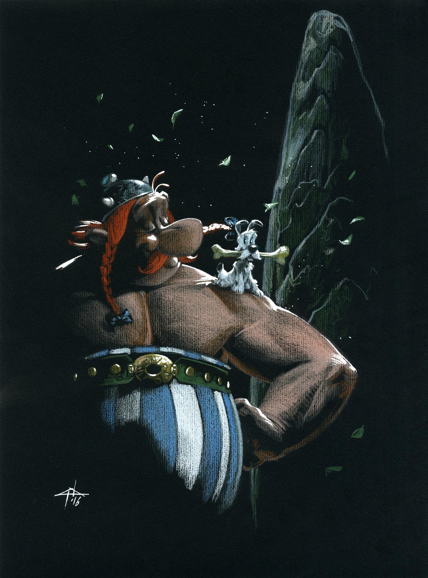 Obelix-ok