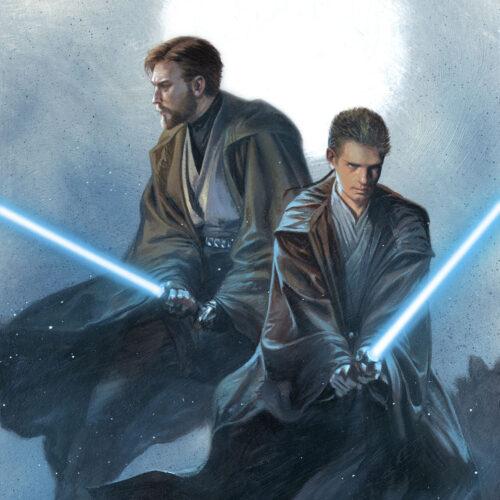 Star Wars Obi-Wan & Anakin