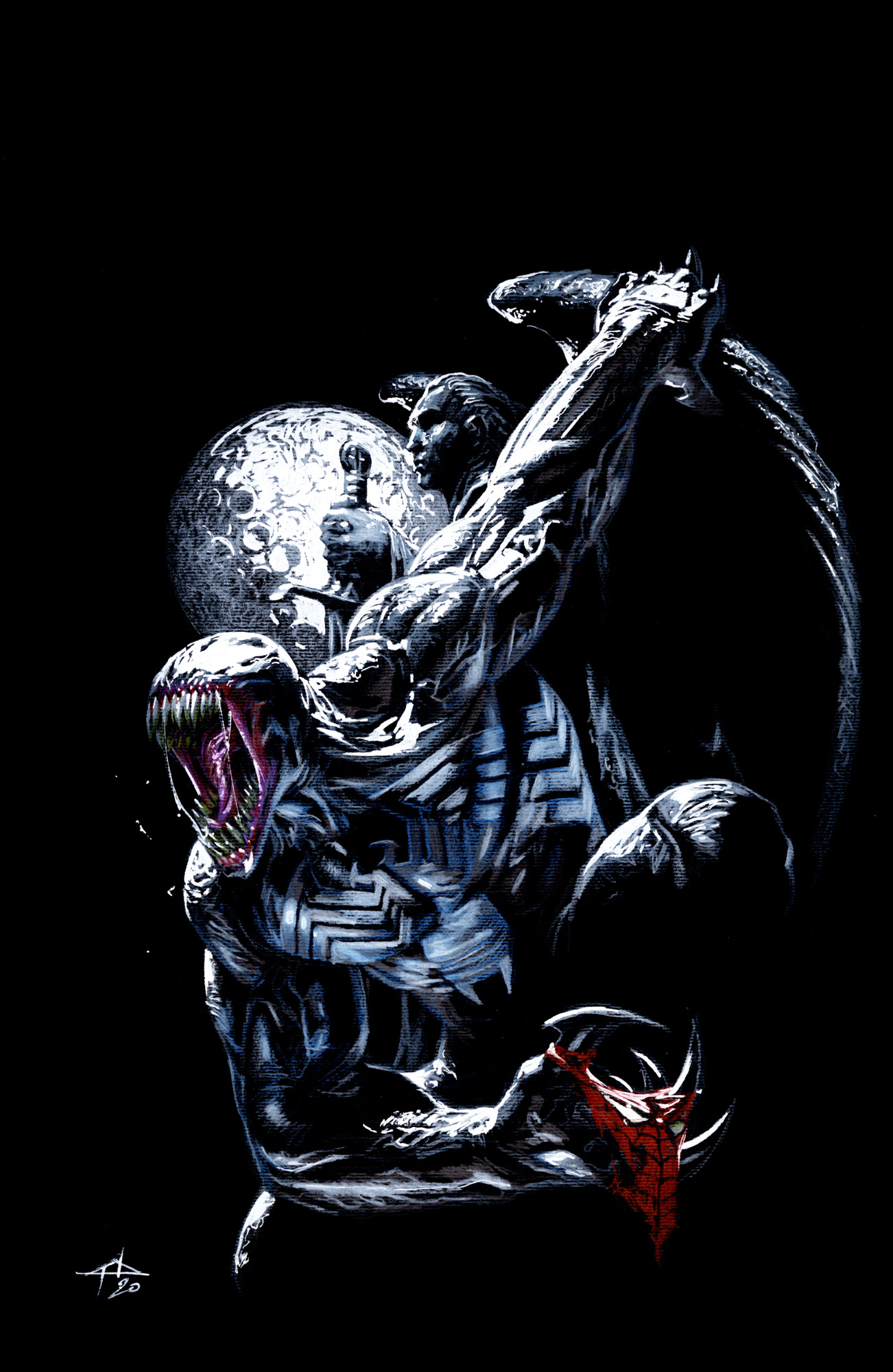 VENOM #31 (UNKNOWN COMICS)