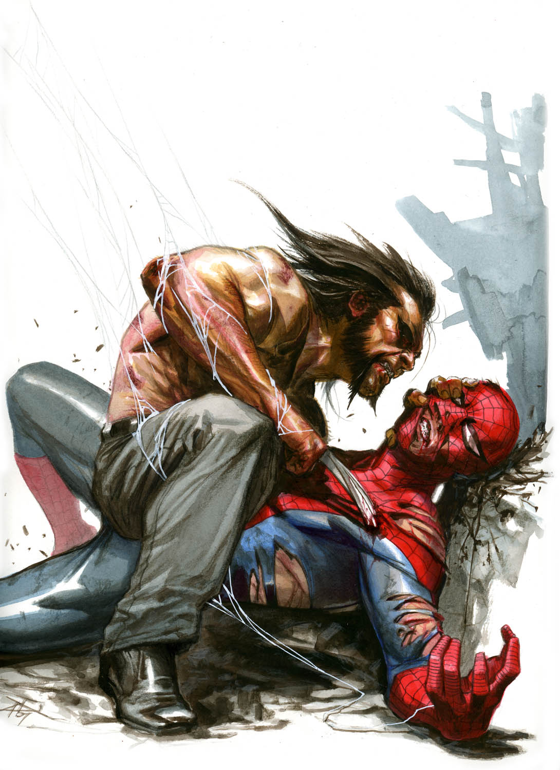 Wolverine-Spiderman_1