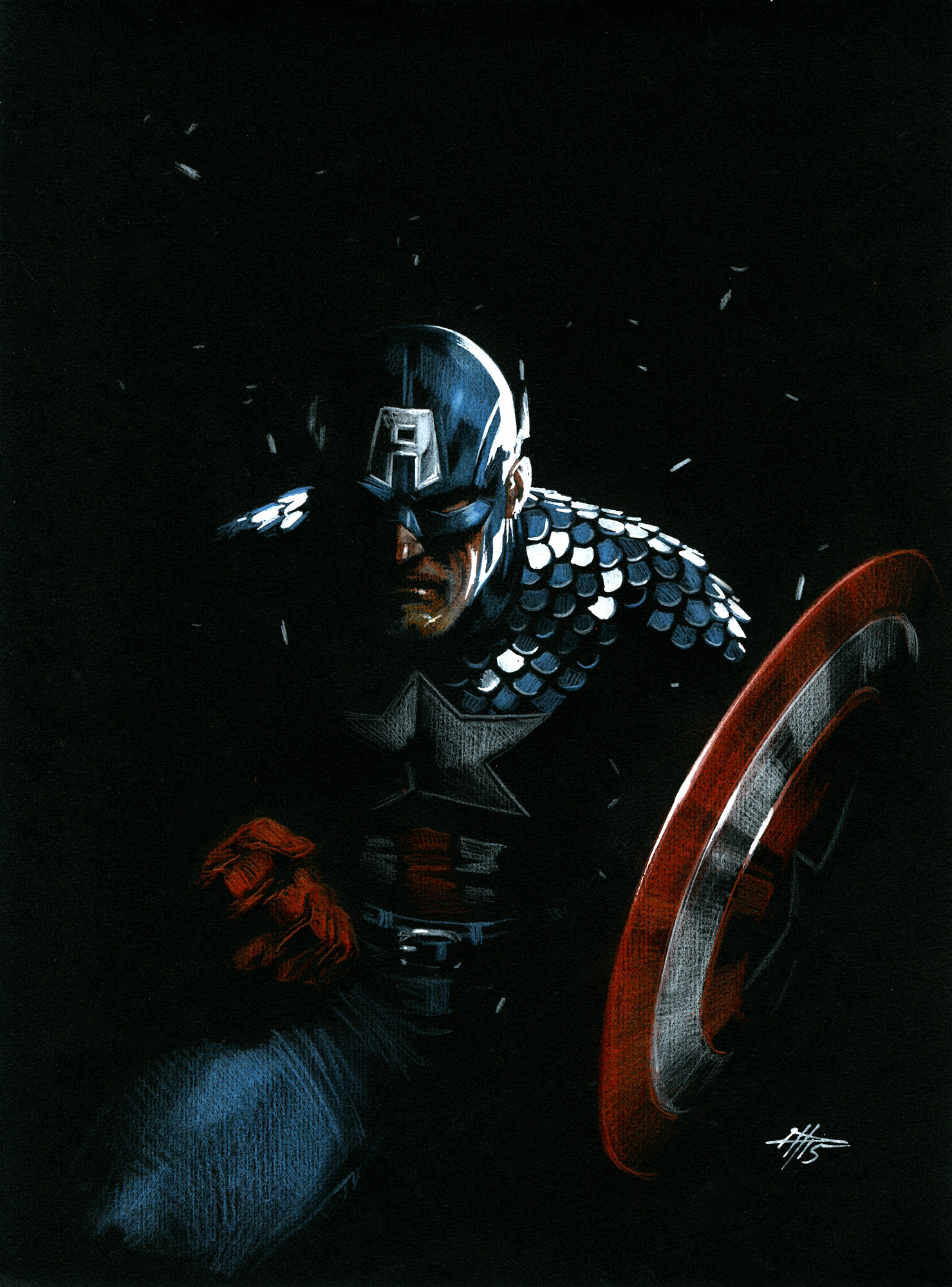 captain america-ok