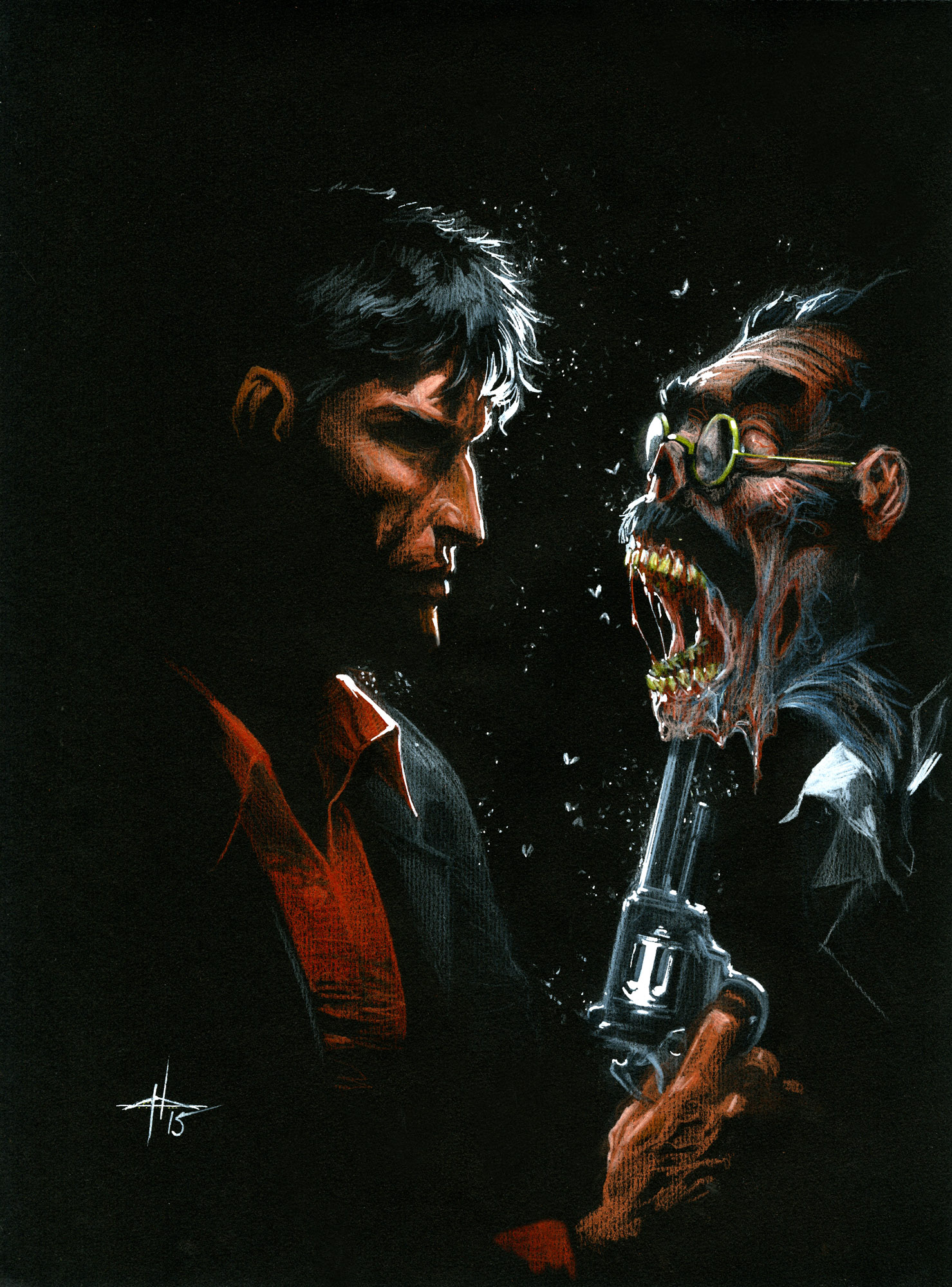dylan dog e groucho