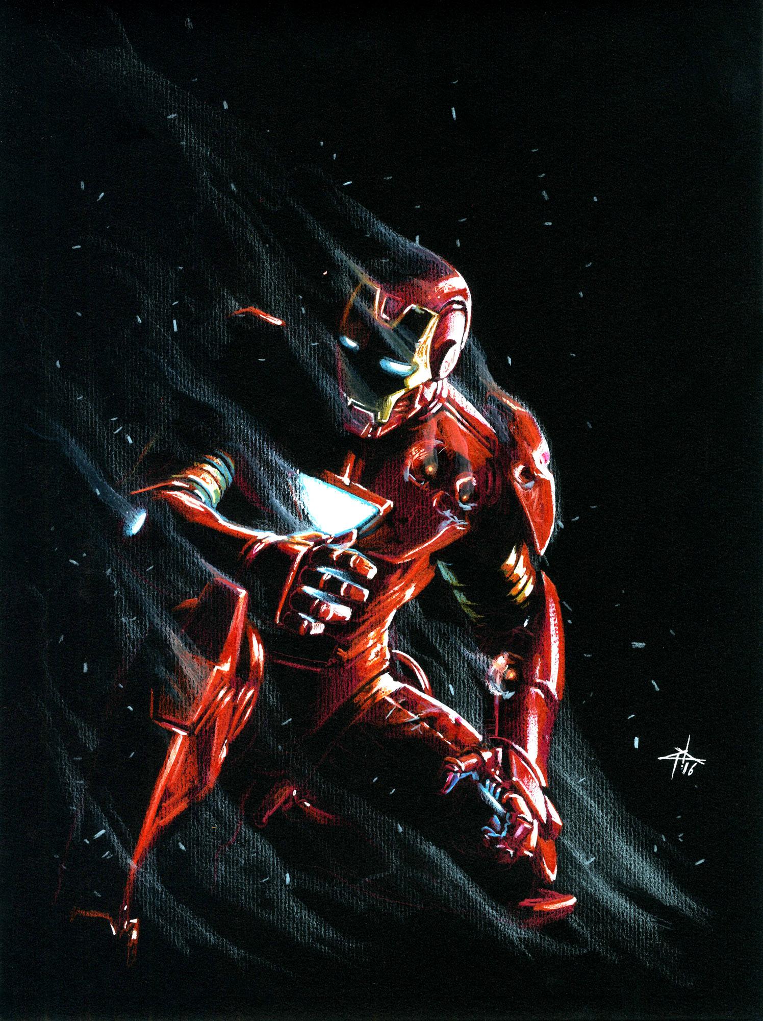 iron Man-ok