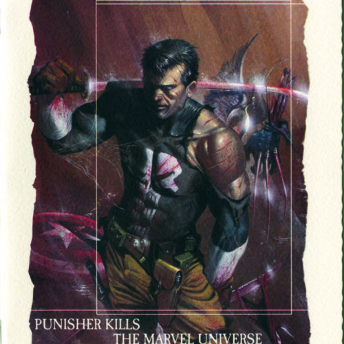 Punisher Kill The Marvel Universe – Museum Edition (06:2001)