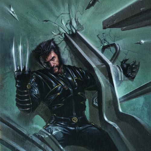 Wolverine #41 12:2000)