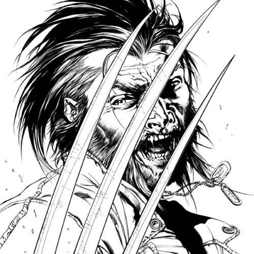 Wolverine #98 Ink (02:2002)