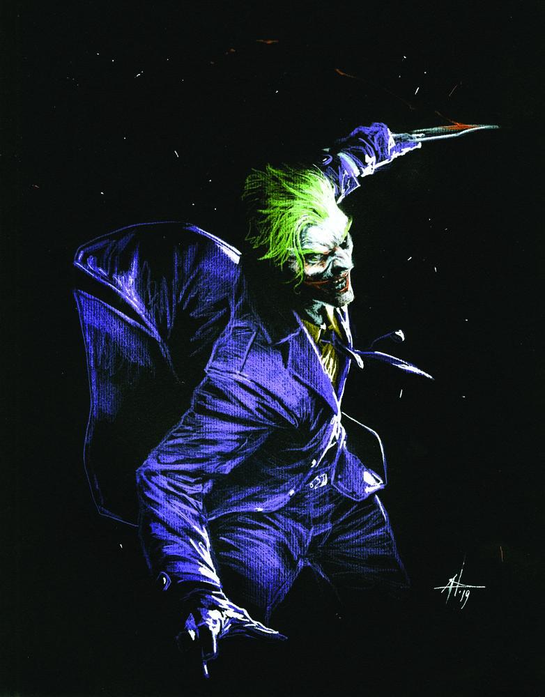 2019-Joker black