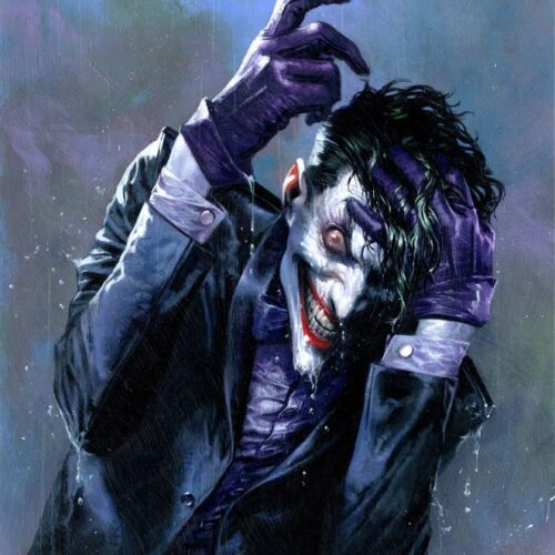 Joker #1 80th annv. 90's Decades Cover